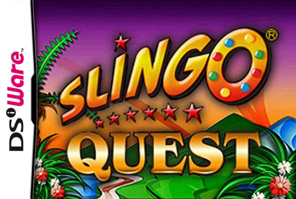 Slingo Quest Cover Artwork