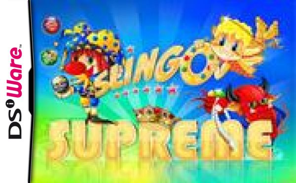 Slingo Supreme Cover Artwork