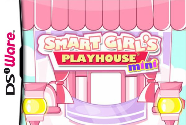 Smart Girl's Playhouse Mini Cover Artwork