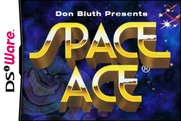 Space Ace Cover Artwork
