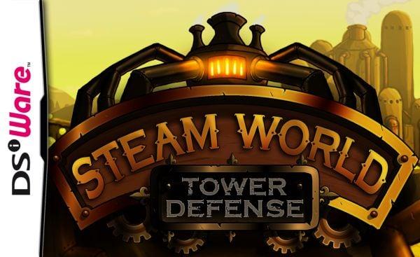 SteamWorld: Tower Defense Cover Artwork