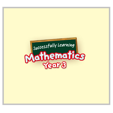 Successfully Learning Mathematics: Year 3 Cover Artwork