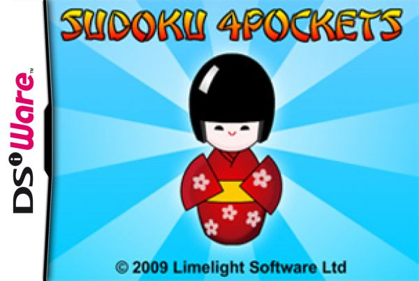 Sudoku 4Pockets Cover Artwork