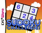 Sudoku Challenge! Cover (Click to enlarge)