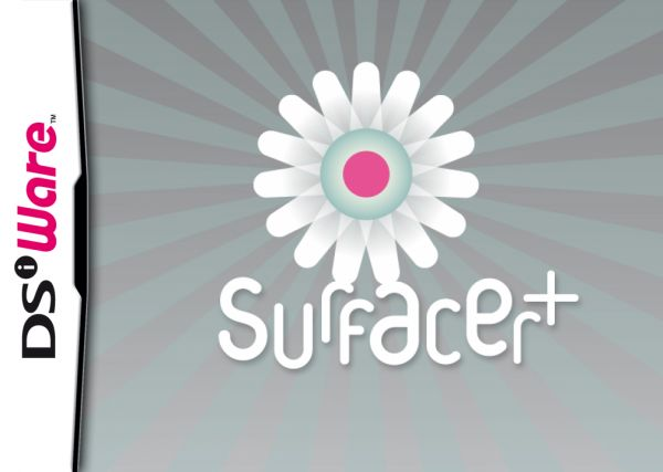 Surfacer+ Cover Artwork