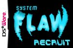 System Flaw Recruit Cover (Click to enlarge)