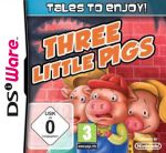 Tales to Enjoy! Three Little Pigs Cover (Click to enlarge)