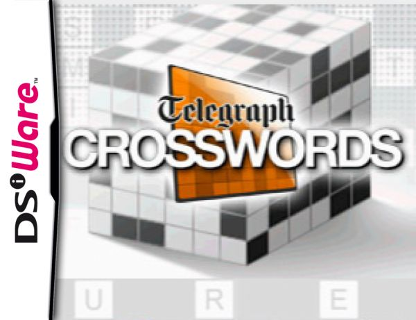Telegraph Crosswords Cover Artwork