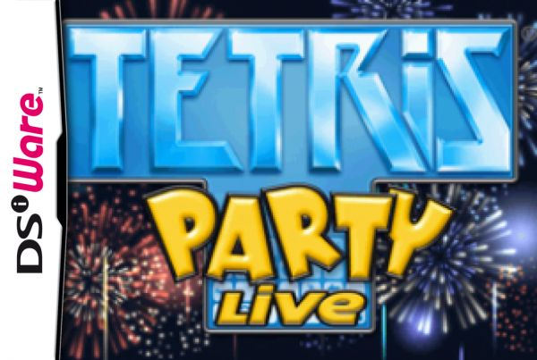 Tetris Party Live Cover Artwork