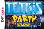 Tetris Party Live Cover (Click to enlarge)