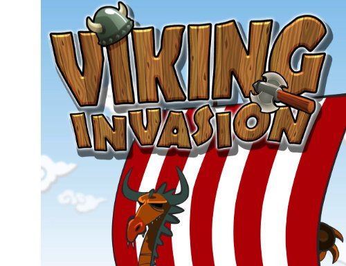 Viking Invasion Cover Artwork