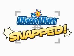 WarioWare: Snapped! Cover Artwork