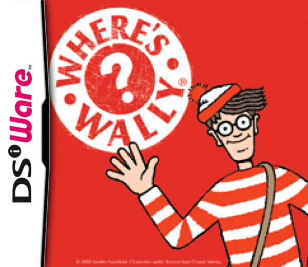Where's Wally? Travel Pack 1 Cover Artwork