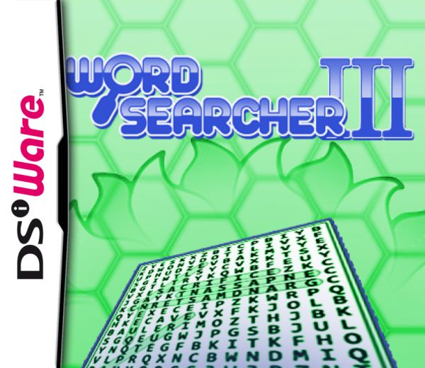 Word Searcher 3 Cover Artwork