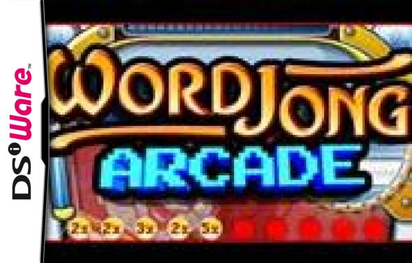 WordJong Arcade Cover Artwork