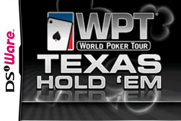 World Poker Tour: Texas Hold 'Em Cover Artwork