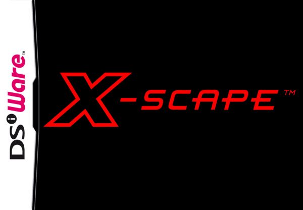 X-Scape Cover Artwork