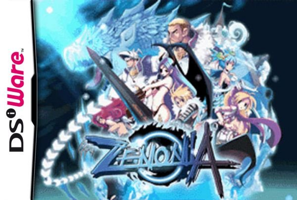 Zenonia Cover Artwork