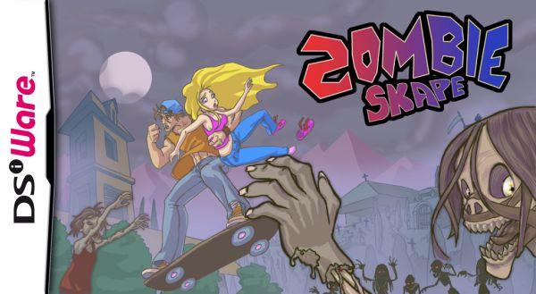 Zombie Skape Cover Artwork