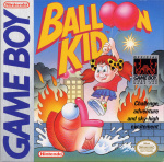 Balloon Kid Cover (Click to enlarge)