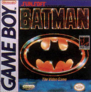Batman: The Video Game Cover Artwork