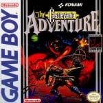 Castlevania: The Adventure Cover (Click to enlarge)