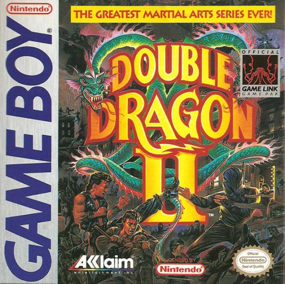 Double Dragon II