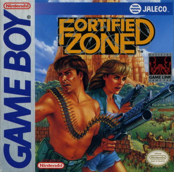 Fortified Zone Cover Artwork