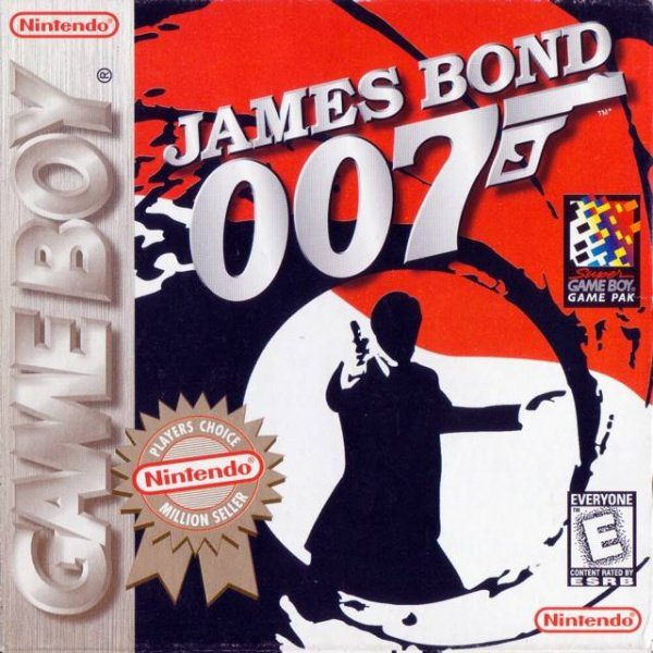 James Bond 007 Cover Artwork