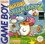 Kirby's Dream Land 2 Cover (Click to enlarge)