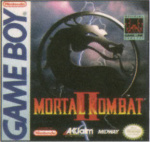 Mortal Kombat II Cover (Click to enlarge)