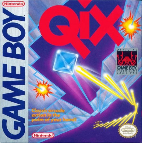 QIX Cover Artwork