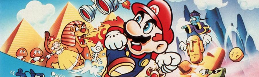 12. Super Mario Land — Game Boy