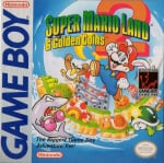 Super Mario Land 2: 6 Golden Coins Cover (Click to enlarge)