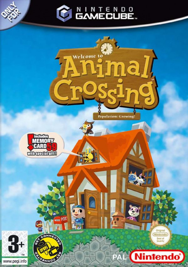 Animal Crossing Cover Artwork