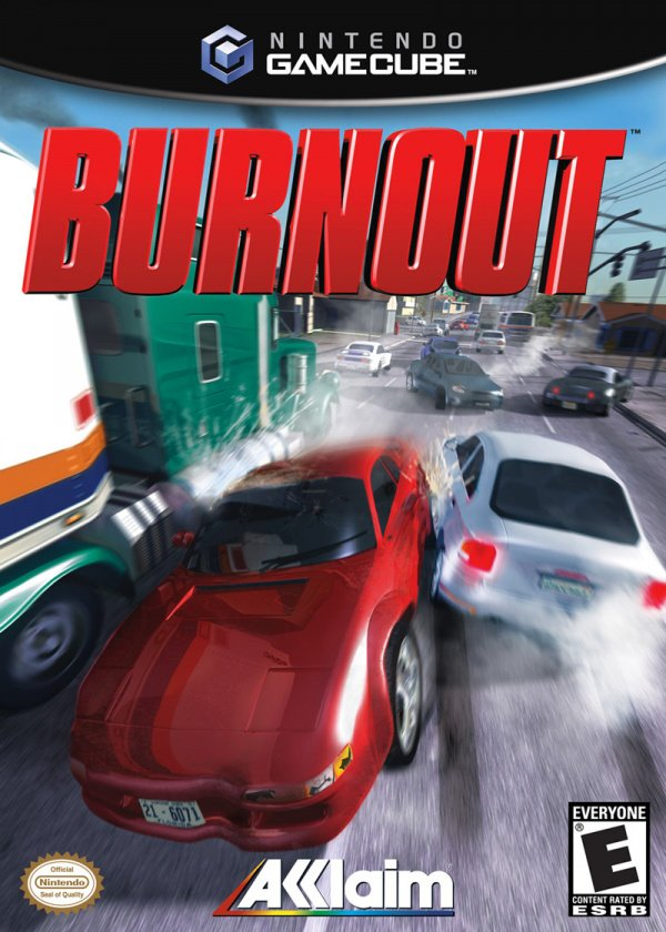 Burnout Cover Artwork