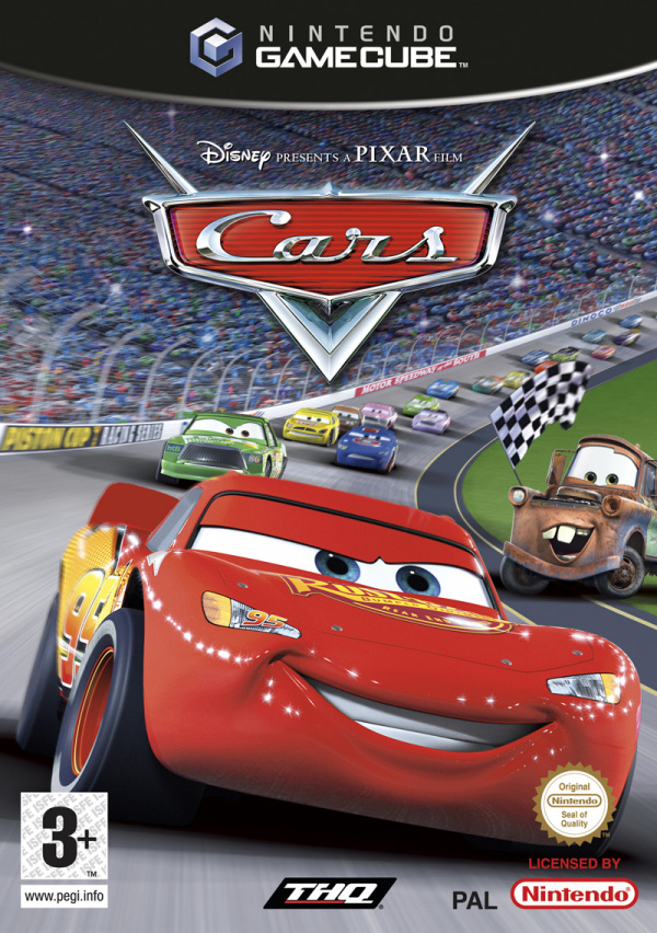 Cars Cover Artwork