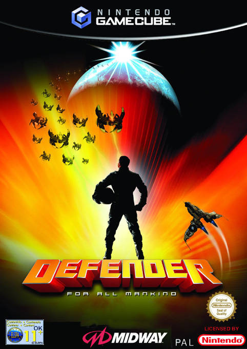Defender Cover Artwork