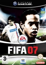 FIFA 07 Cover (Click to enlarge)