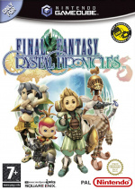 Final Fantasy: Crystal Chronicles Cover (Click to enlarge)
