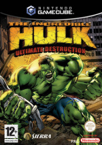 The Incredible Hulk: Ultimate Destruction Cover (Click to enlarge)