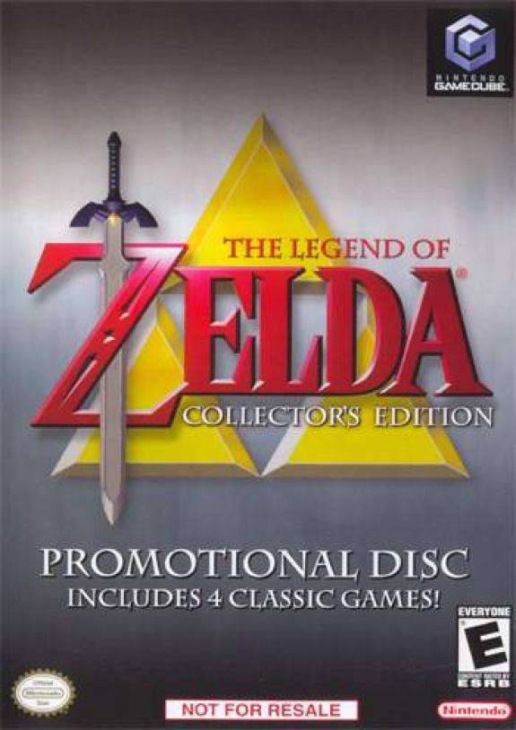 The Legend of Zelda: Collectors Edition