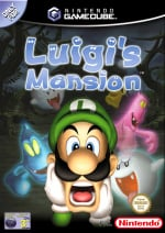 Luigi's Mansion Cover (Click to enlarge)