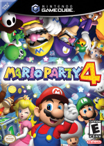 Mario Party 4 Cover (Click to enlarge)