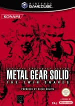 Metal Gear Solid: The Twin Snakes Cover (Click to enlarge)