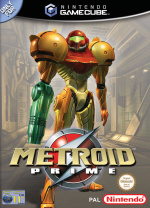Metroid Prime Cover (Click to enlarge)