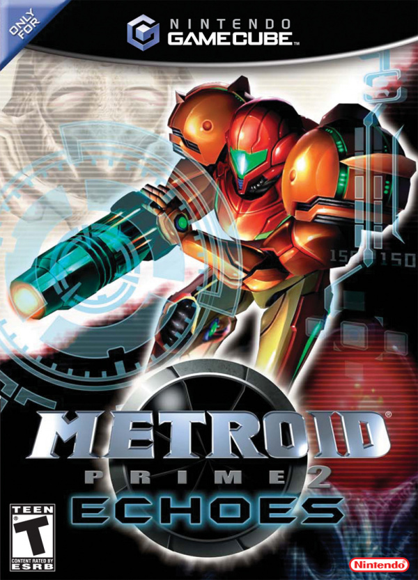 Metroid Prime 2: Echoes Cover Artwork