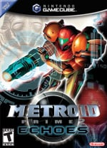 Metroid Prime 2: Echoes Cover (Click to enlarge)