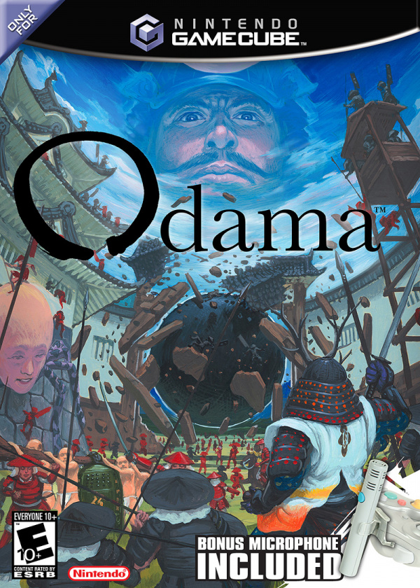 Odama Cover Artwork
