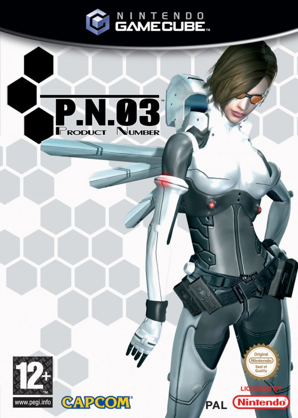 P.N.03 Cover Artwork